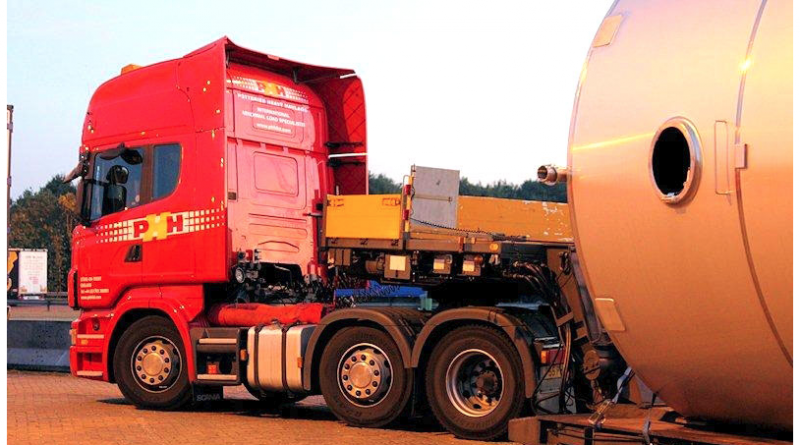 Potteries Heavy Haulage Joining HeavyLiftClub